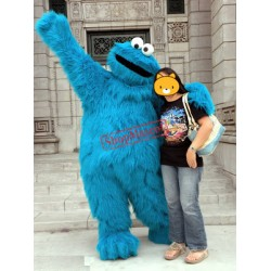 Customized Sesame Street Rosita Zoe Red Elmo Grover Cookie Monster Mascot Costume