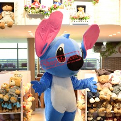 Stitch Cartoon Mascot costume Free Shipping