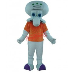 SpongeBob Squidward mascot costume classic cartoon Free Shipping