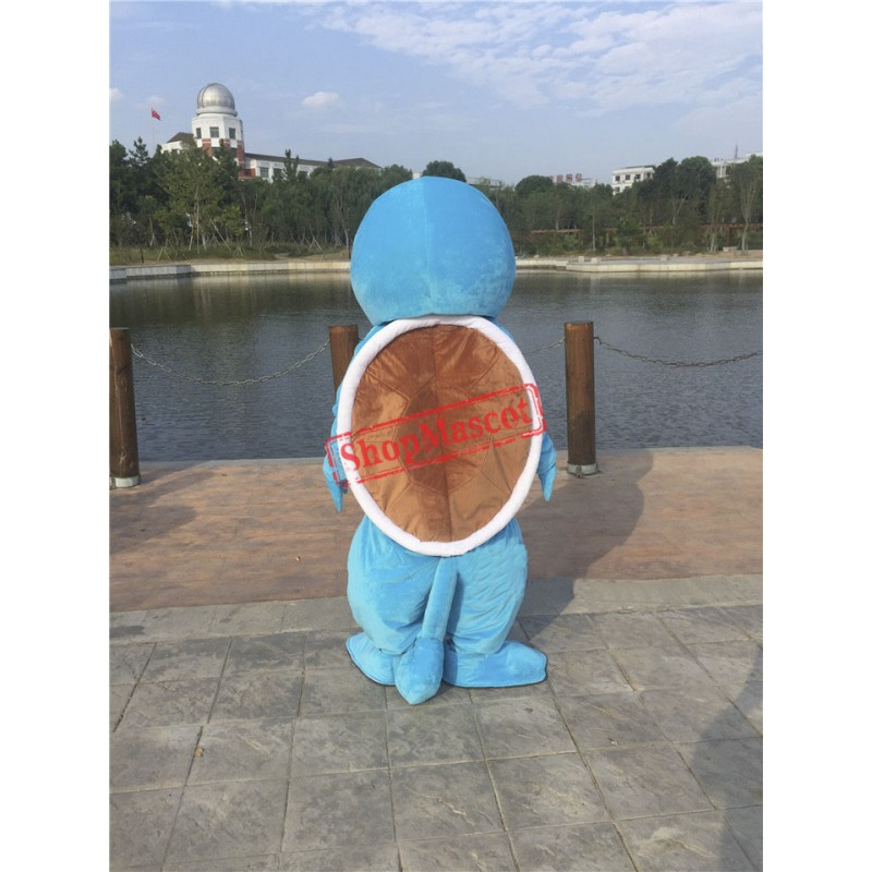 Squirtle Mascot Adult Costume Free Shipping-3221