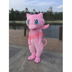 Sylveon Mascot Adult Costume Pokemon Pok Free Shipping