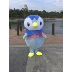 Piplup Mascot Adult Costume Pokemon Pok Free Shipping