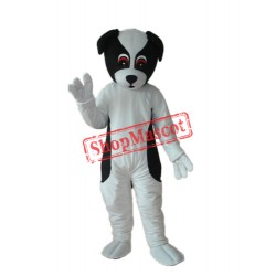 Colorful Dog Mascot Adult Costumes Free Shipping