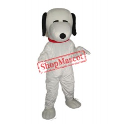 Old Version Snoopy Mascot Adult Costume Free Shipping