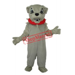 Revised Angry Dog Mascot Adult Costume Free Shipping