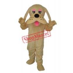 Hound Mascot Adult Costume Free Shipping