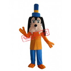 T-shirt Goofy Mascot Adult Costume Free Shipping