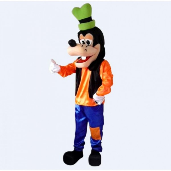 The New Goofy Mascot Adult Costume Free Shipping