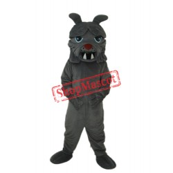 Wrinkled Dog Mascot Adult Costume Free Shipping