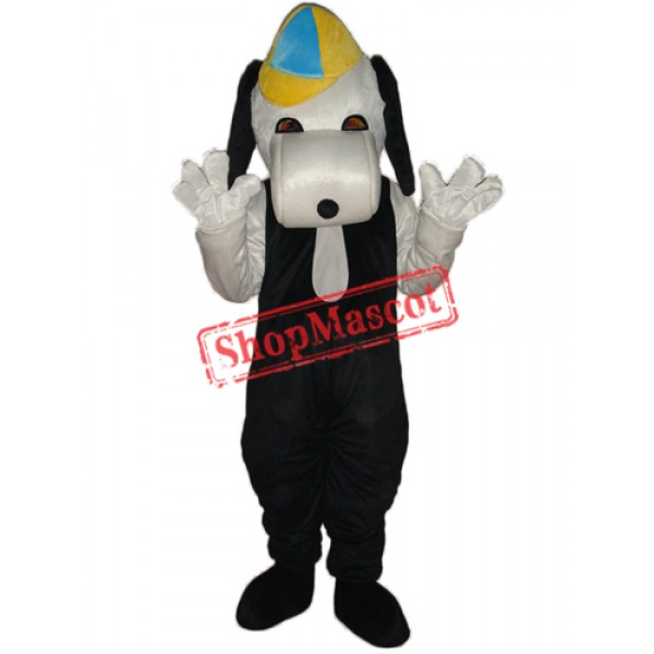 Leisure Snoopy Mascot Adult Costume Free Shipping