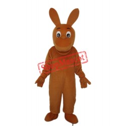 Little Kangaroo Mascot Adult Costume Free Shipping