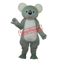 Grey 3rd Version Koala Mascot Adult Costume Free Shipping