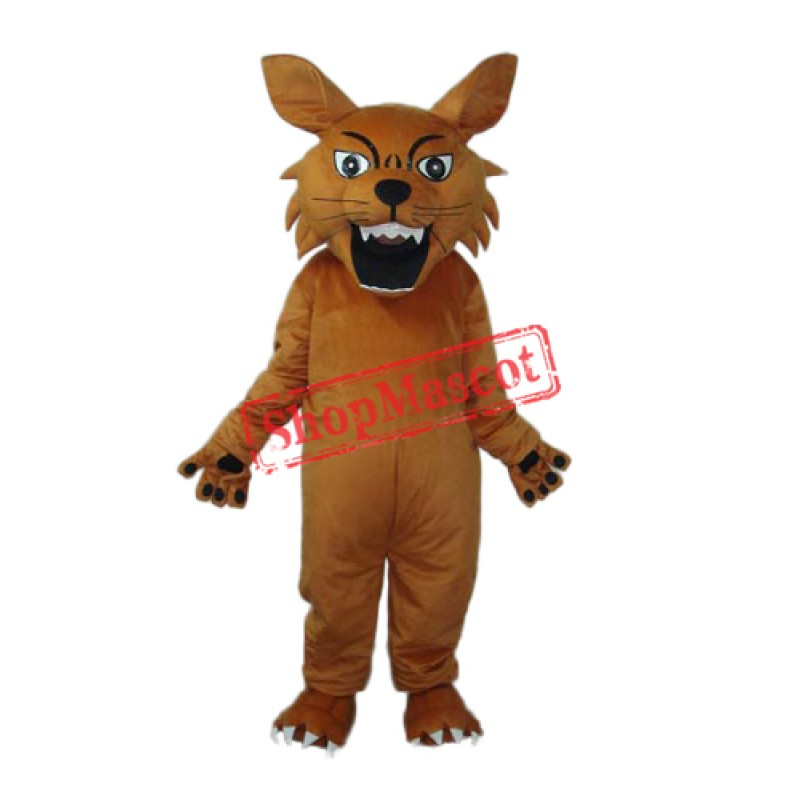 Small Tiger King Mascot Adult Costume Free Shipping