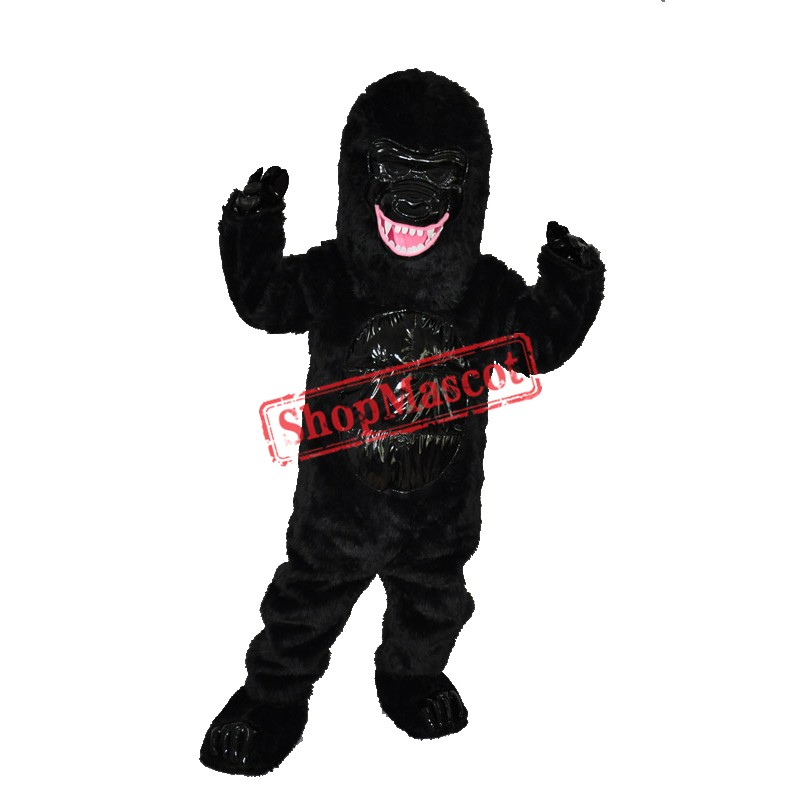 Cool Chimpanzee Adult Mascot Costume Free Shipping