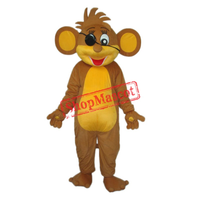 Pirate Monkey Mascot Adult Costume Free Shipping