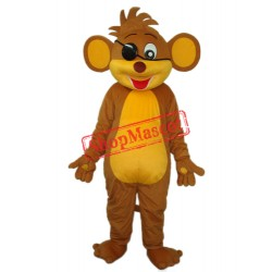 Revised Version of Pirate Monkey Mascot Adult Costume Free Shipping