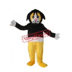 Tony Monkey in Black Sweater Adult Mascot Costume Free Shipping