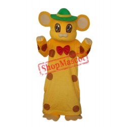 Library Hang Mice Mascot Adult Costume Free Shipping