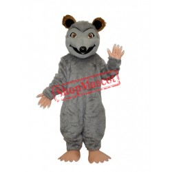 Pointed Snouted Mouse Plush Mascot Costume Free Shipping