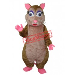 Vole Plush Mascot Adult Costume Free Shipping