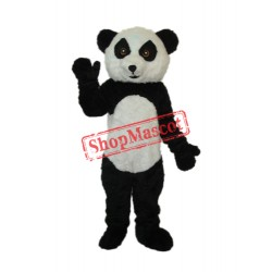 3rd Version Panda Plush Mascot Adult Costume Free Shipping