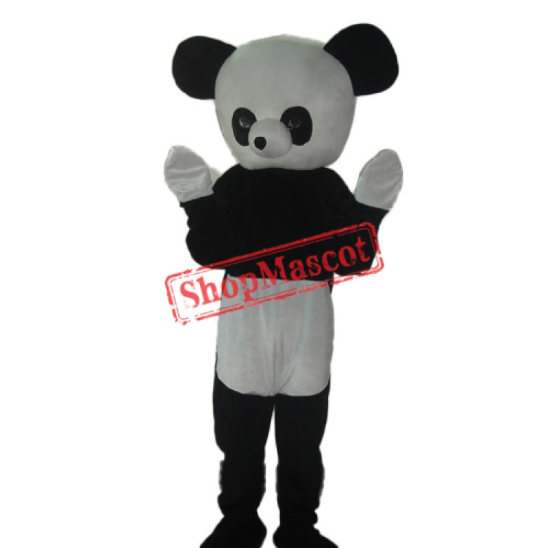Giant Panda Mascot Adult Costume Free Shipping