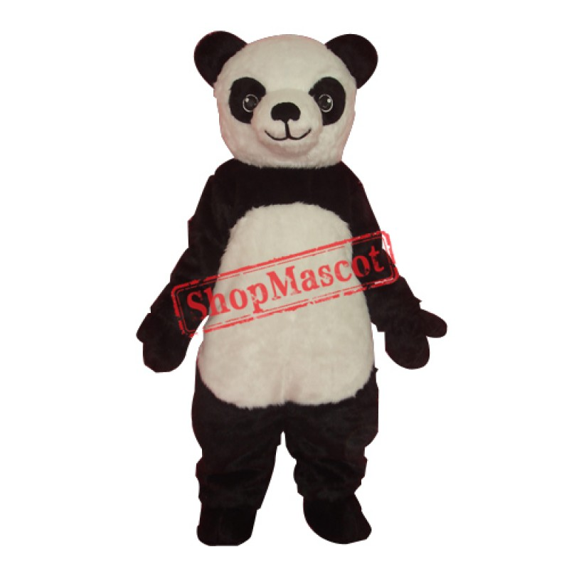 Super Cute Giant Panda Adult Mascot Costumes Free Shipping