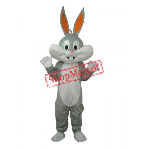 3rd Version Bugs Bunny Mascot Adult Costume Free Shipping