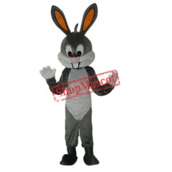 Bugs Bunny Mascot Adult Costume Free Shipping