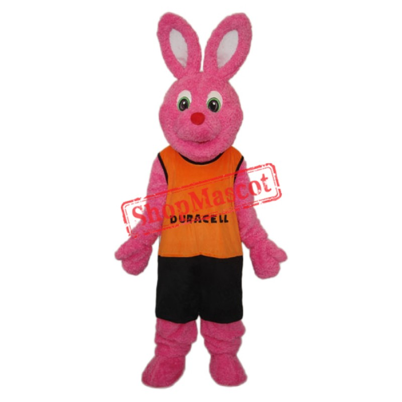 Deer Rabbit Mascot Adult Costume Free Shipping