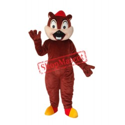 Squirrel Bear Mascot Adult Costume Free Shipping