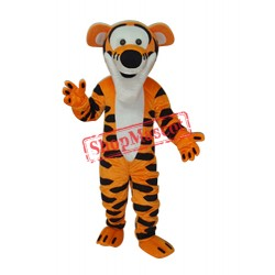 New Version Tigger Adult Mascot Costume Free Shipping
