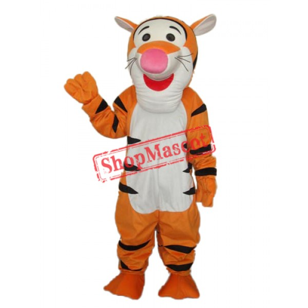 6th Version Tigger Mascot Adult Costume Free Shipping