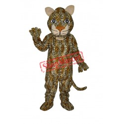 Panther Adult Mascot Costume Free Shipping