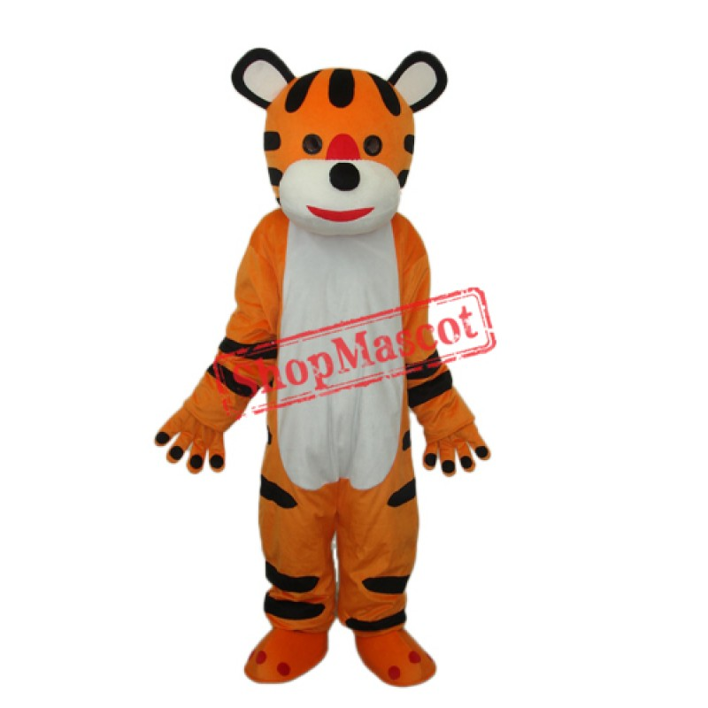 Tiger Cub Mascot Adult Costume Free Shipping