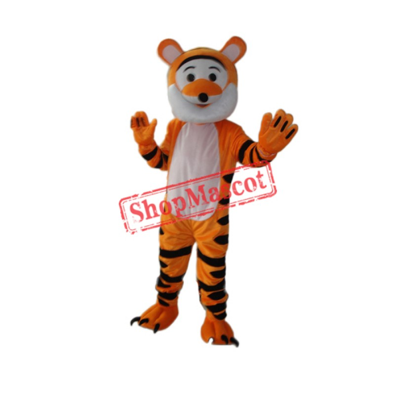 Tigger Mascot Adult Costume Free Shipping