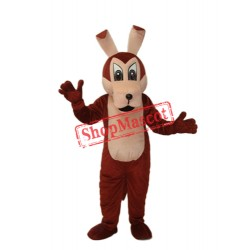 Coyotes Mascot Adult Costume Free Shipping