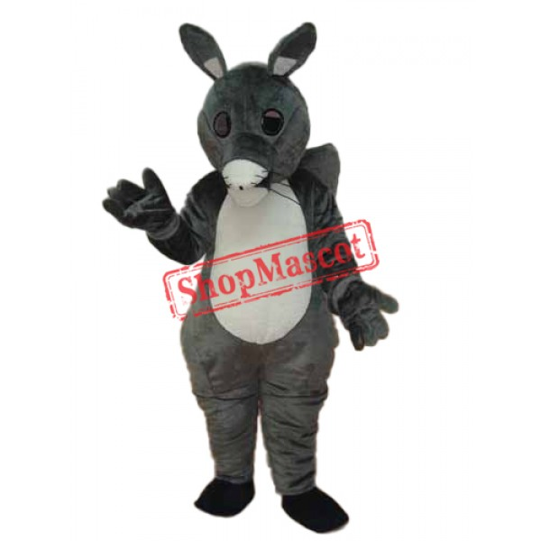 Long Tail Squirrel Mascot Adult Costume Free Shipping