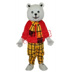 Free Bear Mascot Adult Costume Free Shipping