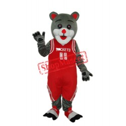 Rocket Bear Mascot Adult Costume Free Shipping