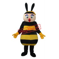 Bees Mascot Adult Costume Free Shipping