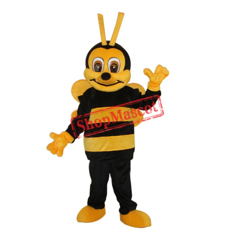 Little Bee Mascot Adult Costume Free Shipping