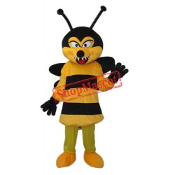 Odd Bee Mascot Adult Costume Free Shipping