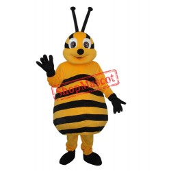 Spines Bee Mascot Adult Costume Free Shipping