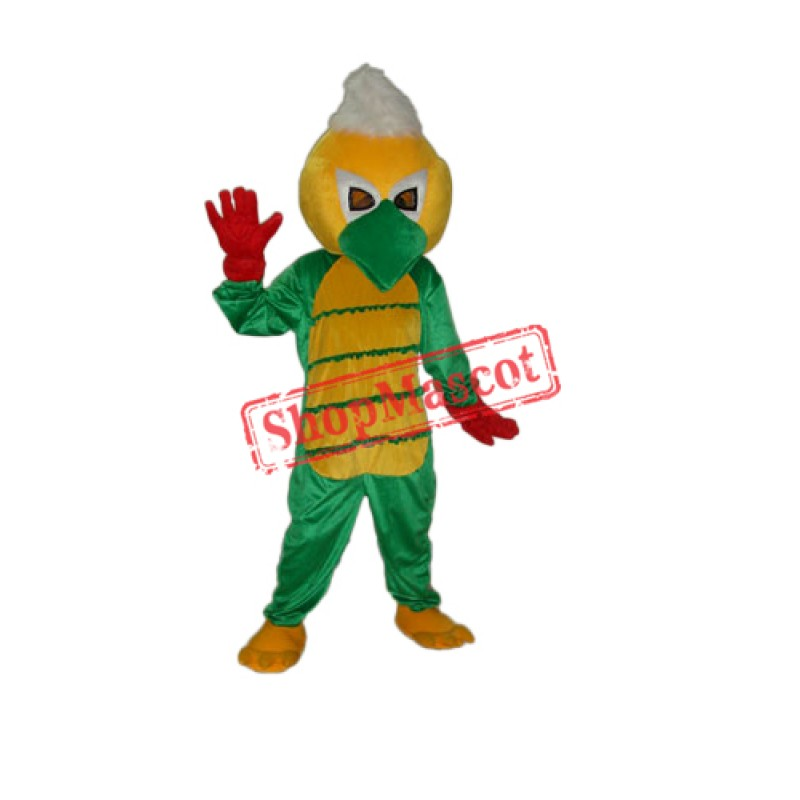 Odd Bird Mascot Adult Costume Free Shipping