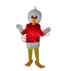 Pigeon Mascot Adult Costume Free Shipping