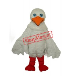 Sea Gull Mascot Adult Costume Free Shipping