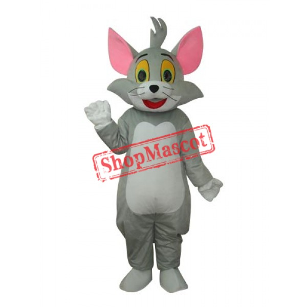3rd Version Tom Cat Adult Mascot Costume Free Shipping