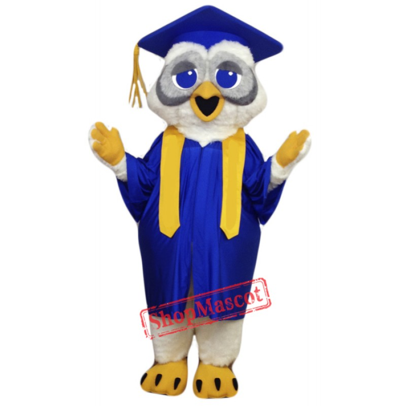 High Quality Professor Owl Mascot Costume