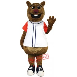 Cheap Squirrel Mascot Costume